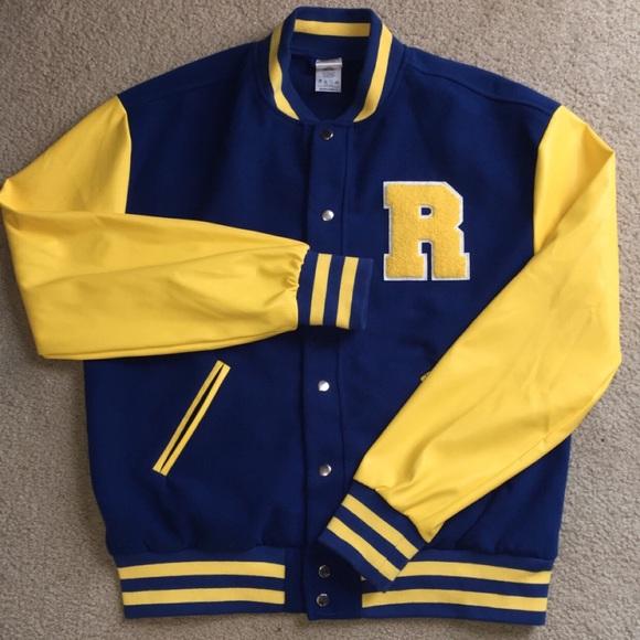 Riverdale Letterman Jacket. M 5be5fa8f819e901596947f9d 19b680deb